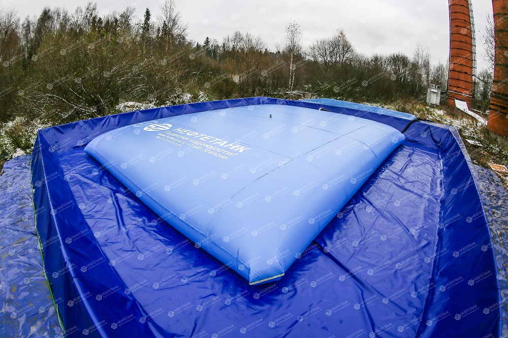 Нефтетанк – эластичный полимерный резервуар